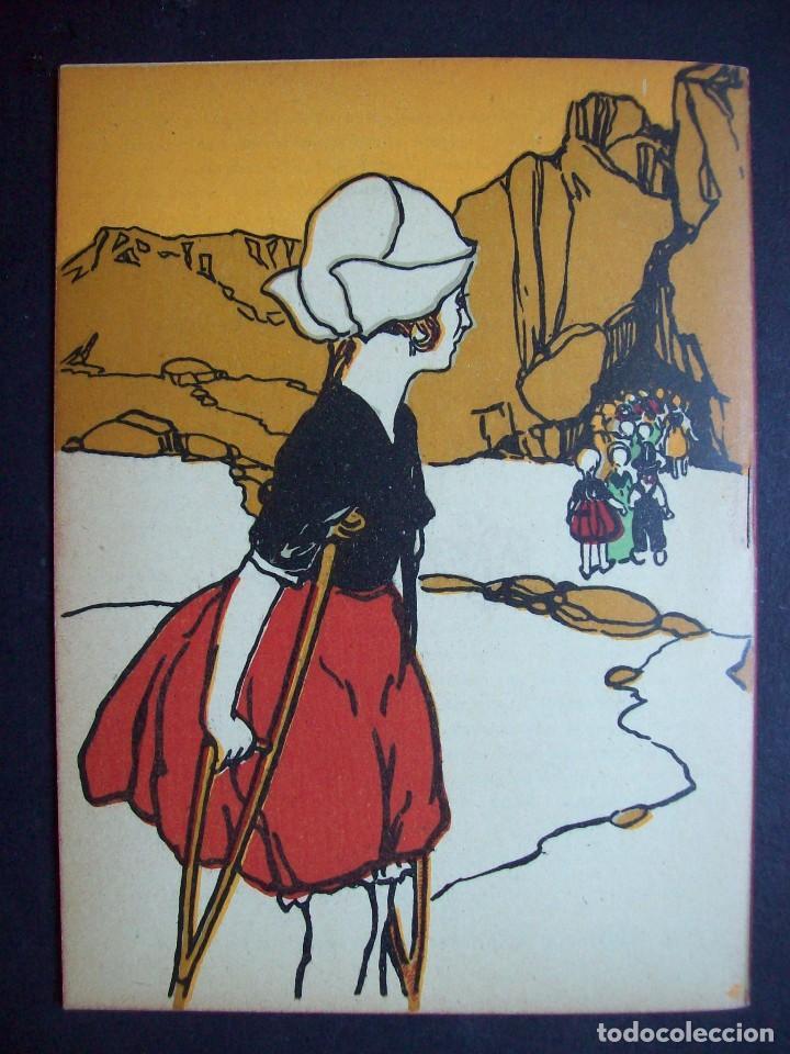 Libros antiguos: El Gaitero de Hamelín. Serie Rosa Nº 4 , Editorial Rivadeneyra . Años 20 - Foto 5 - 125427463