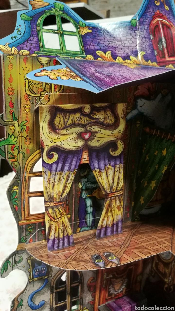 Libros antiguos: Vive una aventura. La casa encantada. Desplegable. Pop-up 3D. Impecable.Ver fotos. - Foto 14 - 150832796