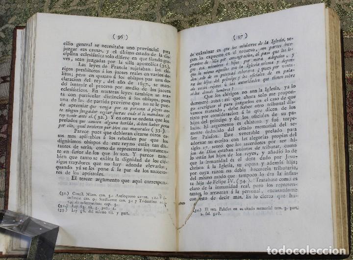 Libros antiguos: Reflexiones sobre el bando del 25 de junio • 1812 • México · Independencia · Mexicana - Foto 6 - 125493667