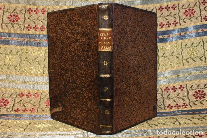 Libros antiguos: Reflexiones sobre el bando del 25 de junio • 1812 • México · Independencia · Mexicana - Foto 7 - 125493667