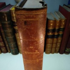 Libros antiguos: LA ILUSTRACIÓN - TOMO VII Y VIII - ÁNGEL FERNANDEZ DE LOS RÍOS - PERIÓDICO UNIVERSAL - AÑO 1855 Y 56. Lote 125713763