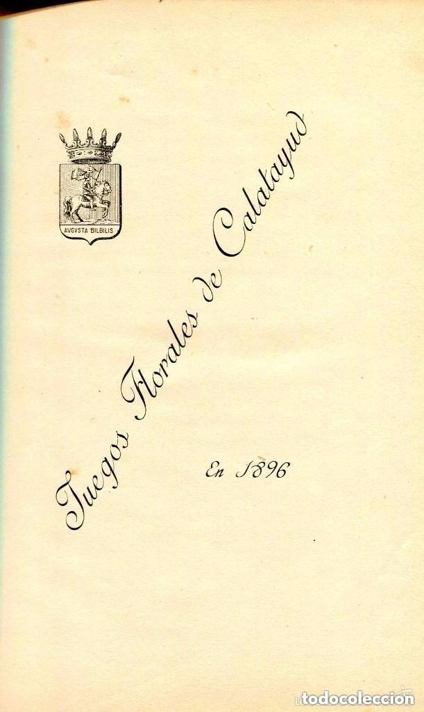 Libros antiguos: EL REGIONALISMO Y LOS JUEGOS FLORALES-1897-VICTOR BALAGUER-RARO - Foto 2 - 125894423