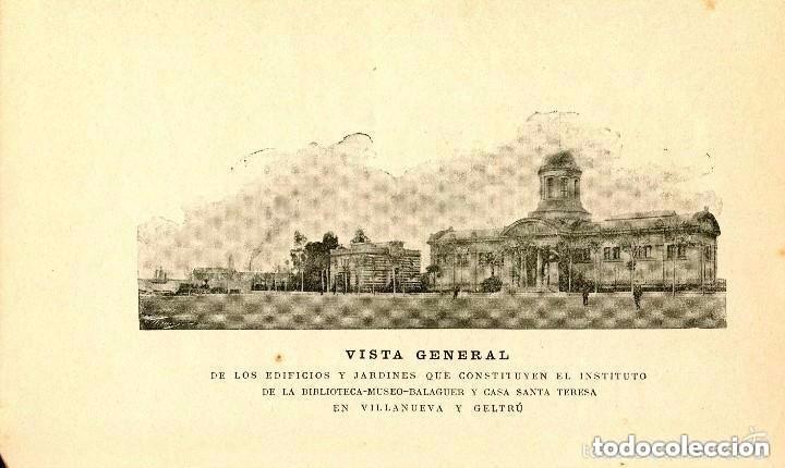 Libros antiguos: EL REGIONALISMO Y LOS JUEGOS FLORALES-1897-VICTOR BALAGUER-RARO - Foto 5 - 125894423