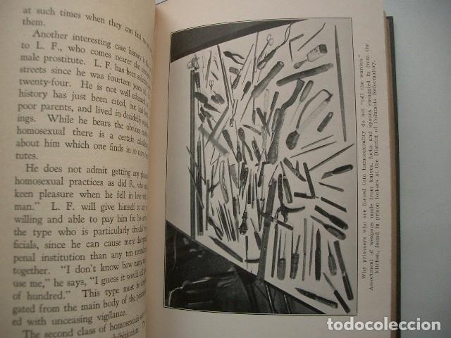 Libros antiguos: Sex In Prison: Revealing Sex Conditions in American Prisons. Fishman, Joseph F. - Foto 6 - 125901443