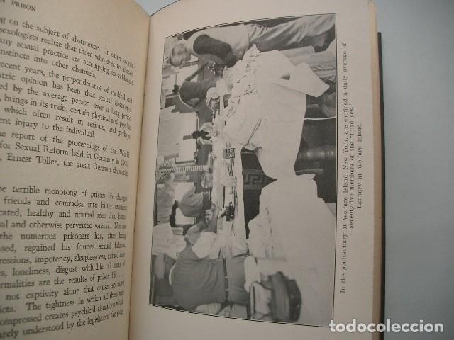 Libros antiguos: Sex In Prison: Revealing Sex Conditions in American Prisons. Fishman, Joseph F. - Foto 8 - 125901443
