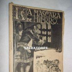 Libros antiguos: LA MASCARA DE HIERRO. CUADERNO 18.F.GRANADA Y CIA EDITORES.BARCELONA.. Lote 125917467