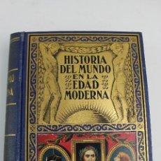 Libros antiguos: L- 4881.HISTORIA DEL MUNDO EN LA EDAD MODERNA, E. IBARRA RODRIGUEZ. TOMO I, EL RENACIMIENTO. 1935.. Lote 125922231