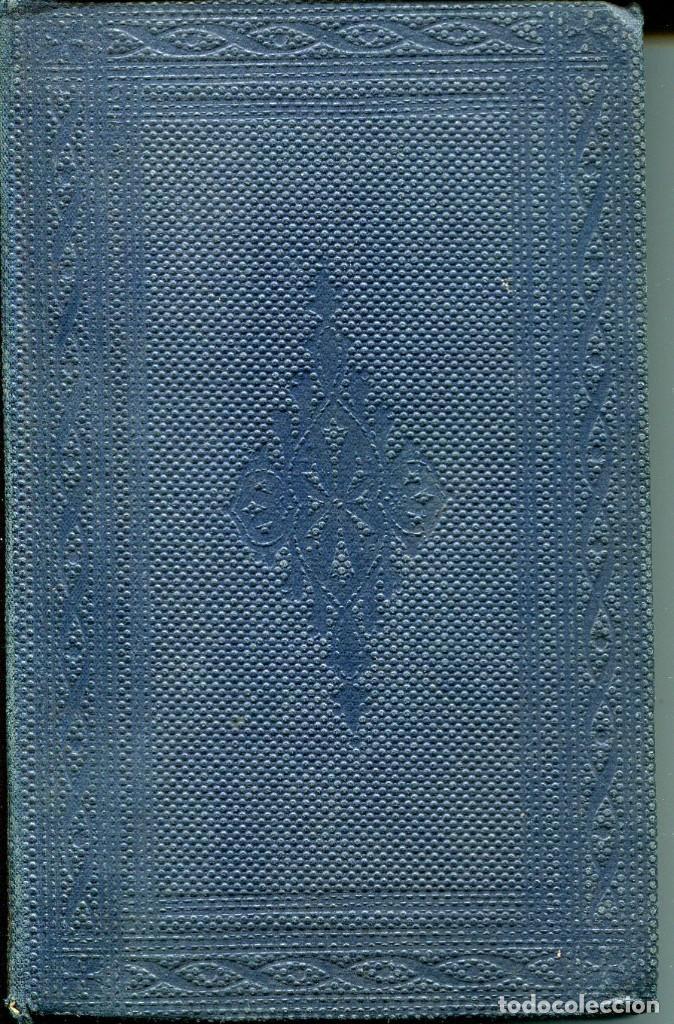 Libros antiguos: RIENZI-THE LAST OF THE ROMAN TRIBUNES EDWARD BULWER LYTTON- 1866- - Foto 4 - 125946799