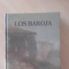 Libros antiguos: JULIO CARO BAROJA - LOS BAROJA (1997). Lote 126089187