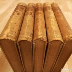 Libros antiguos: 'HISTORIA DE LA REGENCIA DE Dª Mª CRISTINA HABSBOURG-LORENA'. D. JUAN ORTEGA (COMPLETA). 1905. Lote 126090543
