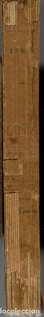 Libros antiguos: PASCUAL LÓPEZ, POR EMILIA PARDO BAZÁN. AÑO 1889 (13.4) - Foto 3 - 126103631