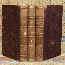 Libros antiguos: MÉMOIRES DU GÉNÉRAL HUGO · 3 VOLS. · 1823 · GUERRAS NAPOLEÓNICAS ESPAÑA · JOSÉ I · INDEPENDENCIA. Lote 126105335