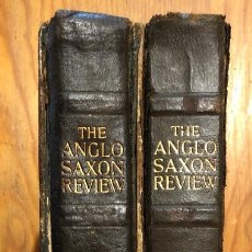 Libros antiguos: MUS---THE ANGLO-SAXON REVIEW-VOL I,II-1899 (70€). Lote 126126179