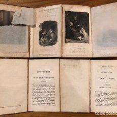Libros antiguos: MUS---WAVERLEY NOVELS (39-43)-(44-45)-4 TOMOS-1832(80€)(20€-UND). Lote 126126867