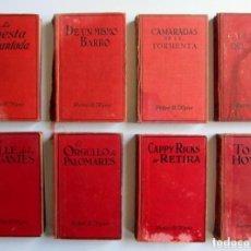 Libros antiguos: PETER B. KYNE. LOTE 8 LIBROS. 1ª EDICIÓN Y 2ª EDICIÓN. ).. Lote 126140959