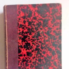 Libros antiguos: IN THE GOLDEN DAYS EDNA DYALL TAUCHNITZ, 1890 TWO VOLUMES IN THIS BOOK 295 + 295 PAGES. . Lote 126140975
