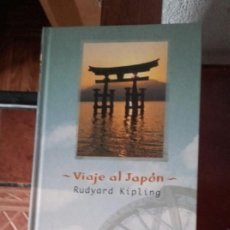 Libros antiguos: VIAJE AL JAPÓN. Lote 126168959