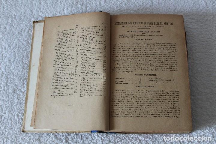 Libros antiguos: GUIA ROSETTY 1893. GUIA OFICIAL DE CÁDIZ, PUEBLOS DE LA PROVINCIA. DEPARTAMENTO MARITIMO - Foto 2 - 126197179