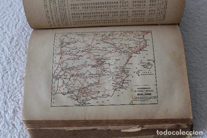 Libros antiguos: GUIA ROSETTY 1893. GUIA OFICIAL DE CÁDIZ, PUEBLOS DE LA PROVINCIA. DEPARTAMENTO MARITIMO - Foto 7 - 126197179