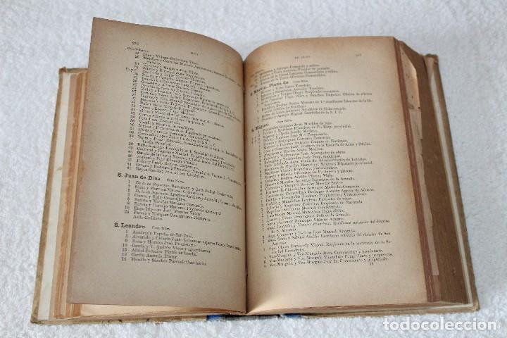 Libros antiguos: GUIA ROSETTY 1893. GUIA OFICIAL DE CÁDIZ, PUEBLOS DE LA PROVINCIA. DEPARTAMENTO MARITIMO - Foto 8 - 126197179