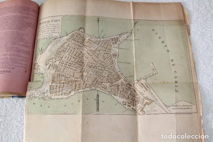Libros antiguos: GUIA ROSETTY 1893. GUIA OFICIAL DE CÁDIZ, PUEBLOS DE LA PROVINCIA. DEPARTAMENTO MARITIMO - Foto 11 - 126197179