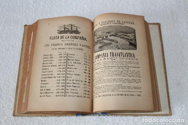 Libros antiguos: GUIA ROSETTY 1893. GUIA OFICIAL DE CÁDIZ, PUEBLOS DE LA PROVINCIA. DEPARTAMENTO MARITIMO - Foto 17 - 126197179