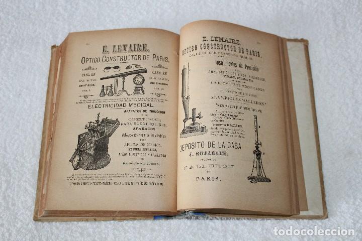Libros antiguos: GUIA ROSETTY 1893. GUIA OFICIAL DE CÁDIZ, PUEBLOS DE LA PROVINCIA. DEPARTAMENTO MARITIMO - Foto 20 - 126197179