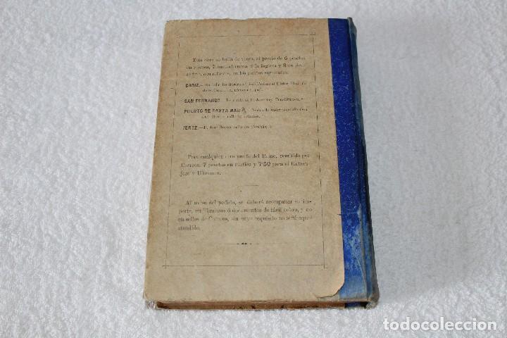 Libros antiguos: GUIA ROSETTY 1893. GUIA OFICIAL DE CÁDIZ, PUEBLOS DE LA PROVINCIA. DEPARTAMENTO MARITIMO - Foto 23 - 126197179