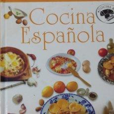 Libros antiguos: COCINA ESPAÑOLA - COCINA SANA - TODOLIBRO. Lote 126215427