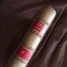 Libros antiguos: LA ARANYA - TOMO 6 - ORIGINAL DE ANGEL GUIMERA - 1908 - IMPECABLE. Lote 126222867