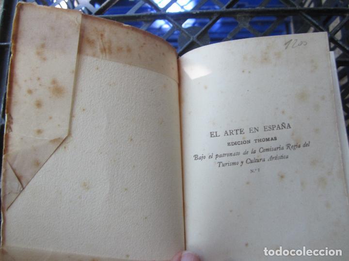 Libros antiguos: guia el arte de españa , n.7 , sevilla , edicion tomas , patronato nacional de turismo - Foto 2 - 126241275