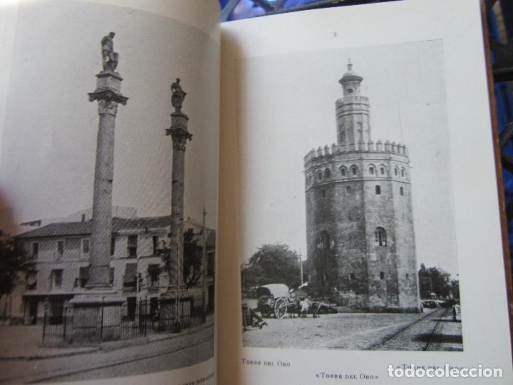 Libros antiguos: guia el arte de españa , n.7 , sevilla , edicion tomas , patronato nacional de turismo - Foto 4 - 126241275