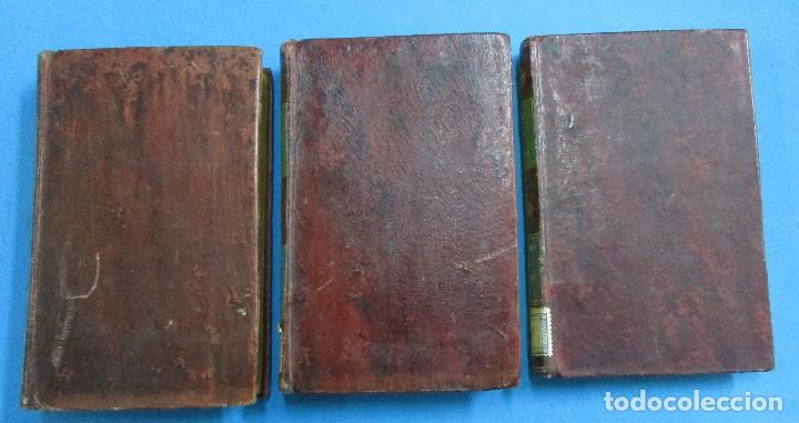 Libros antiguos: OBRAS DE BUFFON AUMENTADAS POR CUVIER.HISTORIA DEL HOMBRE. 5 TOMOS. 3 VOLÚMENES.1834. COMPLETO. PIEL - Foto 2 - 126268923