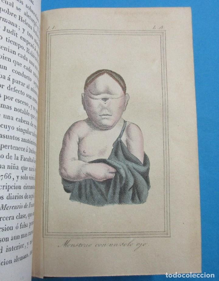 Libros antiguos: OBRAS DE BUFFON AUMENTADAS POR CUVIER.HISTORIA DEL HOMBRE. 5 TOMOS. 3 VOLÚMENES.1834. COMPLETO. PIEL - Foto 8 - 126268923