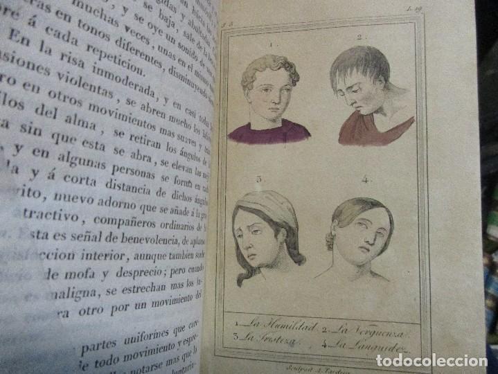 Libros antiguos: OBRAS DE BUFFON AUMENTADAS POR CUVIER.HISTORIA DEL HOMBRE. 5 TOMOS. 3 VOLÚMENES.1834. COMPLETO. PIEL - Foto 12 - 126268923