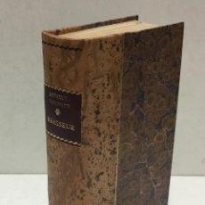 Libros antiguos: NOUVEAU MANUEL COMPLET DU BRASSEUR OU L'ART DE FAIRE TOUTES SORTES DE BIÈRES… CERVEZA, CERVEZAS. Lote 126276583