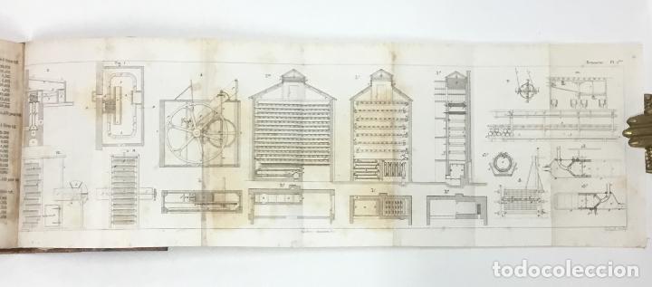 Libros antiguos: NOUVEAU MANUEL COMPLET DU BRASSEUR OU LART DE FAIRE TOUTES SORTES DE BIÈRES… CERVEZA, CERVEZAS - Foto 9 - 126276583