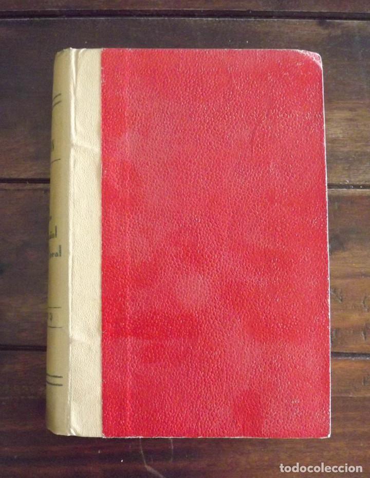 Libros antiguos: 1944, Derecho Civil español común y foral, José Castán Tobeñas, tomo 3 - Foto 2 - 126283671
