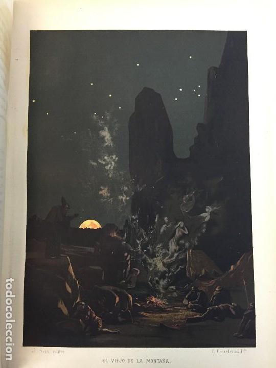 Libros antiguos: 1880.LAS SUPERSTICIONES DE LA HUMANIDAD. JOSÉ COROLEU. TOMO I Y II - Foto 10 - 126359179