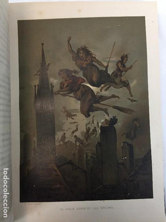 Libros antiguos: 1880.LAS SUPERSTICIONES DE LA HUMANIDAD. JOSÉ COROLEU. TOMO I Y II - Foto 13 - 126359179
