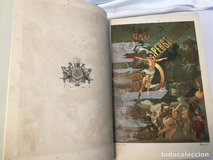 Libros antiguos: 1880.LAS SUPERSTICIONES DE LA HUMANIDAD. JOSÉ COROLEU. TOMO I Y II - Foto 20 - 126359179