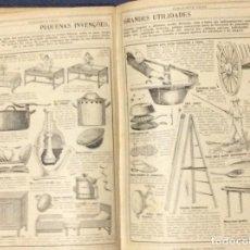 Libros antiguos: ALMANAQUE LELLO.- 1933, CONOCIMIENTO GENÉRICO, MEDICINA HIGIENE, CIENCIA ACONTECIMIENTOS, ETC.. Lote 126361939