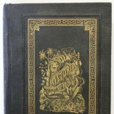 Libros antiguos: COMPENDIO DE HISTORIA NATURAL ESCRITO PARA USO DE LOS MAESTROS DE... TOMO III. MINERALOGÍA.. Lote 123220047