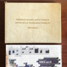 Libros antiguos: TABIBLOC SERIE 20(27€). Lote 126499007