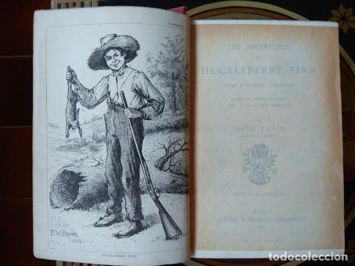 the use of fraud for a living in the novel the adventures of huckleberry finn by mark twain Huckleberry finn has a natural intelligence, which is very different from tom sawyer's imagination and huckleberry's eyes do not lie he knows fraud when he sees it a large part of his odyssey mitchell kalpakgian: huck finn, boy eternal, does not like living in the home of widow douglas.