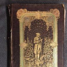 Libros antiguos: LA VICARIA DE WAKEFIELD, POR GOLDSMITH, TRADUCCIÓN CHARLES NODIER.GRABADOS DE T. JOHANNOT (H.1840?). Lote 126595546