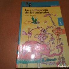Libros antiguos: LA CONFERENCIA DE ANIMALES . Lote 126691843