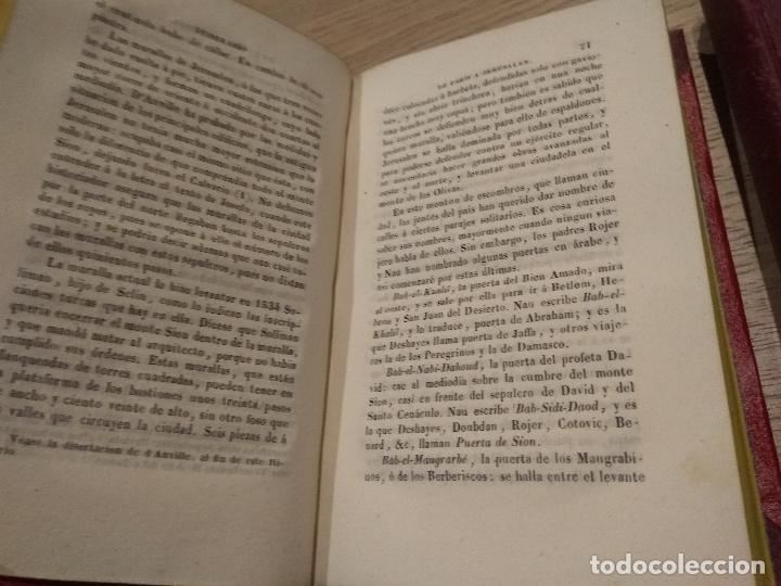 Libros antiguos: OBRA COMPLETA DE CHATEAUBRIAND EN DOS TOMOS. VI Y VII. 2 GRABADOS. PLANO DESPLEGABLE. 1843 - Foto 2 - 126694591