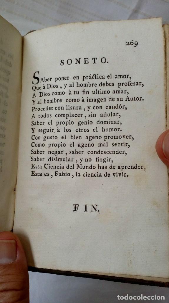 Libros antiguos: TRATADO DE LA CIENCIA DEL MUNDO. 1778 - Foto 7 - 126731127