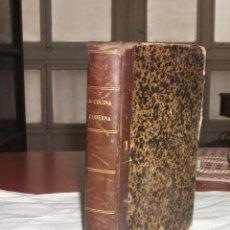 Libros antiguos: LA COCINA MODERNA PERFECCIONADA. TRATADO COMPLETO DEL ARTE CULINARIO GUI-COCI-02. Lote 126770323